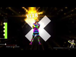 Just Dance Unlimited 2017 - Rock N' Roll (will Take You To The Mountain) 5* Megastar (13000+)