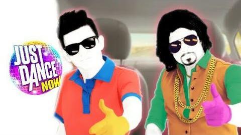 Teacher (Car Version) - Just Dance Now