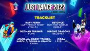 Jd2022 e3 tracklist