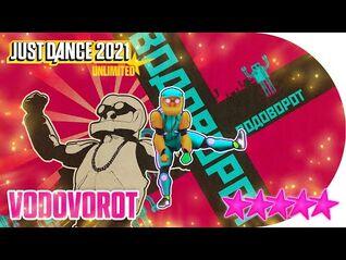 Just Dance 2021 (Unlimited)- Vodovorot - 5 stars