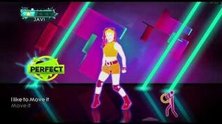Just Dance 3 DLC I Like to Move It