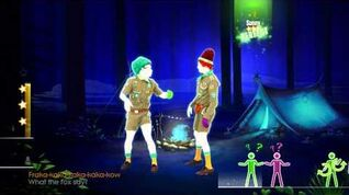 The Fox (What Does The Fox Say?) (Campfire Dance) - Just Dance 2015
