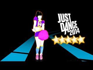 5☆ stars - Gentleman - Sweat Alternate - Just Dance 2014 - Kinect