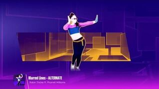 Blurred Lines (Extreme Version) - Just Dance 2018