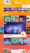 Dancingqueen jdnow menu phone 2017