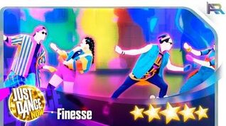 Finesse (Remix) - Just Dance Now