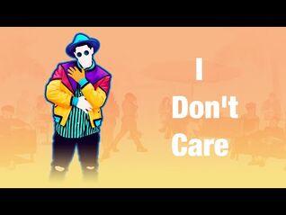 I Don't Care - Ed Sheeran & Justin Bieber - Just Dance Unlimited