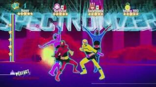 Just Dance 2016 - Sentai Express - Spectronizer (Xbox 360)