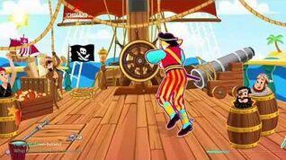 Just Dance 2020 Marine Band - Fearless Pirate (MEGASTAR)