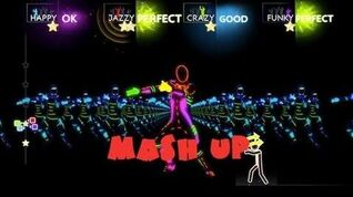 Just Dance 4 - Rock N' Roll (Mash Up) - 5 Stars