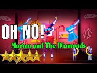 OH NO - MARINA AND THE DIAMONDS - Just Dance 4 - Best Dance Music