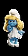 Smurfs smurfette trophy2