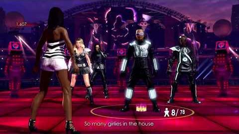 Disco Club - The Black Eyed Peas Experience (Xbox 360)