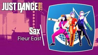 Sax - Just Dance 2018