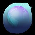 Worldcrew logo over