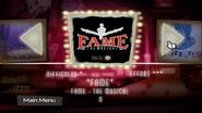 Fame dob menu wii