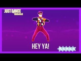 Just Dance 2017 (Unlimited) - Hey Ya!