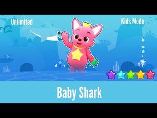 Just Dance 2021 (Unlimited) - Baby Shark - Kids Mode
