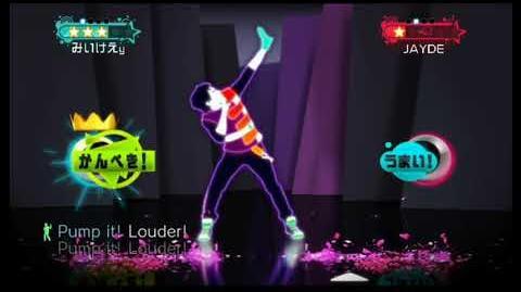 Pump It - Just Dance Wii 2