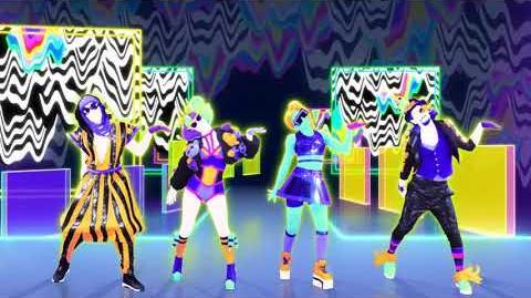 Swish Swish - Just Dance 2018 (No GUI)