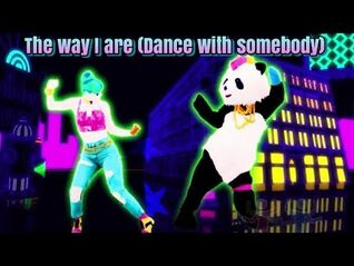 Just Dance 2018 - The Way I Are (Dance With Somebody) Sub
