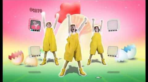 Just Dance Kids - The Chicken Dance