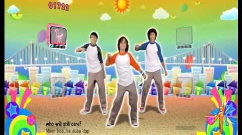 Just Dance Kids Mmmbop