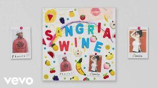 Pharrell Williams x Camila Cabello - Sangria Wine (Official Audio)