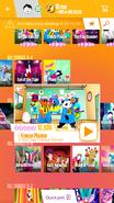 Freezekids jdnow menu phone 2017