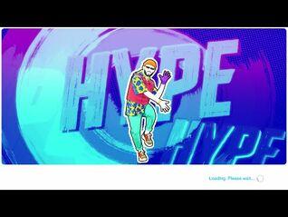 Hype - Dizzee Rascal & Calvin Harris - Just Dance 2021