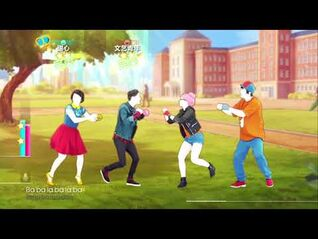 Just Dance 2015 (舞力全开®2015) - Us Under The Sunshine
