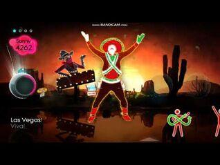🌟 Just Dance 2 - Viva Las Vegas - 5 Stars 🌟