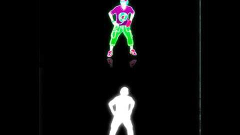 Jamaican Dance (Mashup) - Just Dance 3 (Extraction)