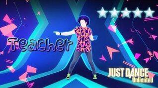 Just Dance Unlimited - Teacher