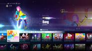 Bang jd2016 menu