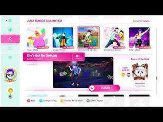 Just Dance® 2020 (Unlimited) She's Got Me Dancing