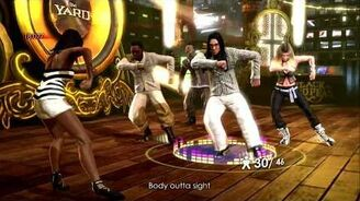 Rock That Body - The Black Eyed Peas Experience (Xbox 360)