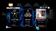 Youreajerk hiphop menu wii