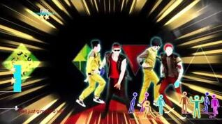 Just Dance® 2016 Walk This Way