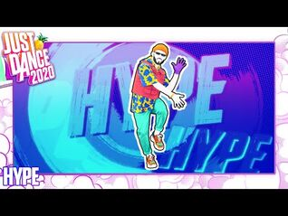 Just Dance 2020 Unlimited - Hype