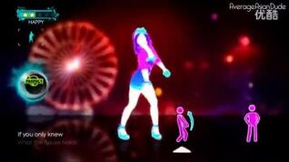 Just Dance 2 Katy Perry- Firework 高清
