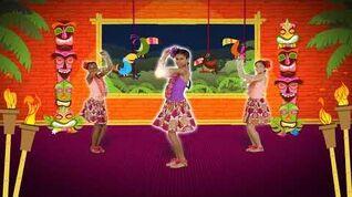 The Tiki Tiki Tiki Room - Just Dance Kids 2014 (No GUI)