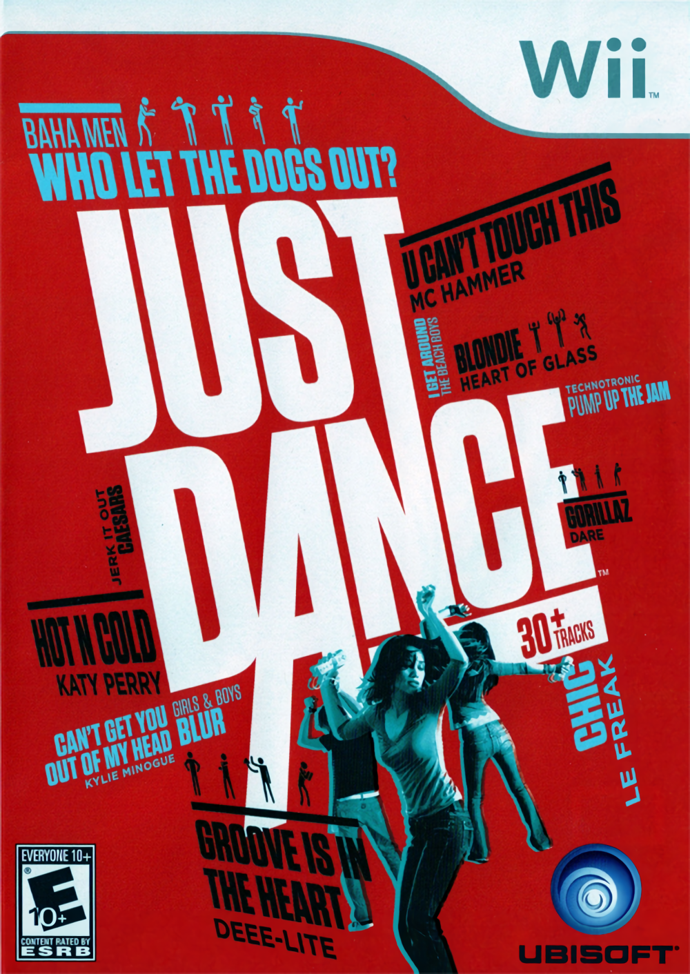 Just Dance (video game)