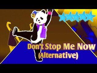 Just Dance® 2019 Don't stop me now panda version