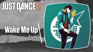 Just Dance 2018 (Unlimited) Wake Me Up.