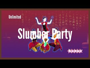 Just Dance 2021 (Unlimited) - Slumber Party