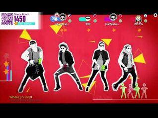No control song just dance now 1-623 song