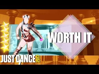 🌟 Just Dance 2017- Worth It by Fifth Harmony Ft