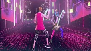 Day 'n' Nite - The Hip Hop Dance Experience (No GUI)