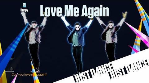 Love Me Again - Just Dance 2015